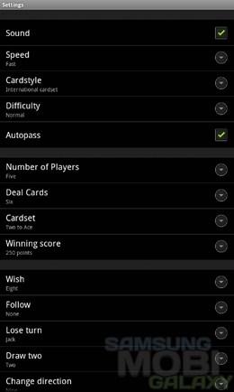 Crazy Eights 101 – сто и одно очко для Android