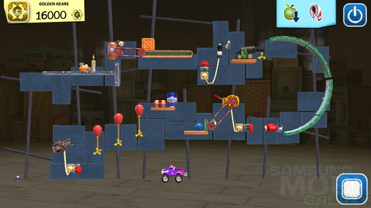 Crazy Machines GoldenGears для Samsung Galaxy