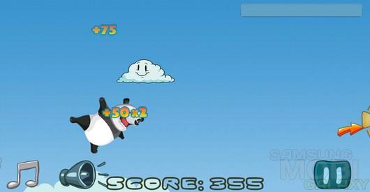 Crazy Panda – а ведь панды тоже летают для Android