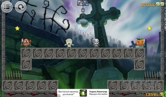 Devil hunter – атака демонов для Android