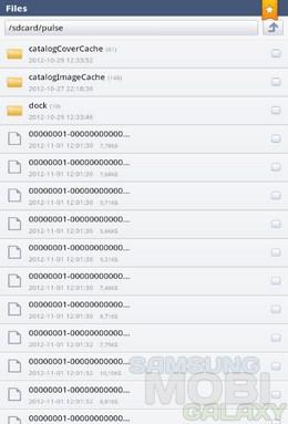 File Manager – удобный файловый менеджер для Android