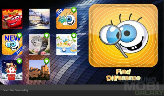 Find Difference HD – поиск отличий для Android