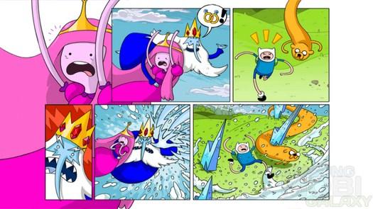 Игра Супер-прыгун Финн для Samsung Galaxy