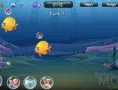 Fish Adventure – собственный виртуальный аквариум для Android