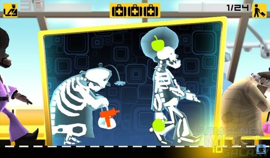 Игра funky smugglers для андроид обзор аркады на Самсунг Галакси funky smugglers веселый контрольно пропускной пункт для android