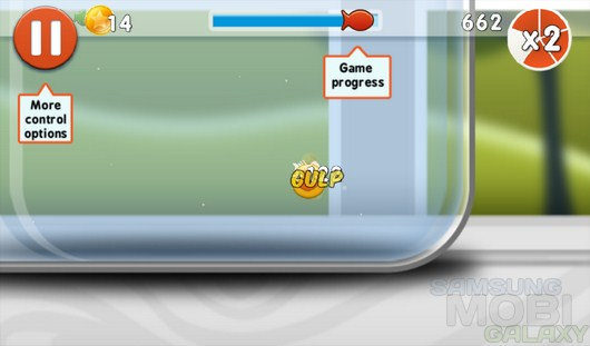 Grow – аквариумные баталии для Android