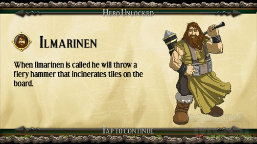Heroes of Kalevala - казуальная игра для Самсунг Галакси