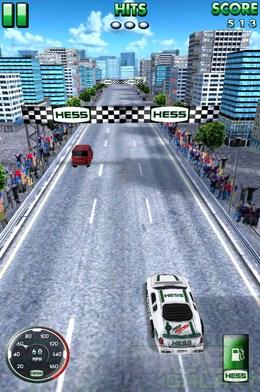 Hess Racer – гонки с адреналином для Android