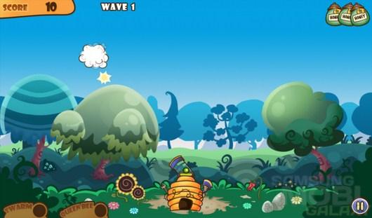 Honey Battle - Bears vs Bees – медовое противостояние для Android