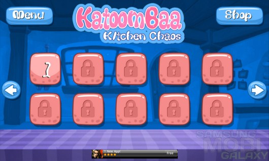 Katoombaa Kitchen Chaos – спасение печенья
