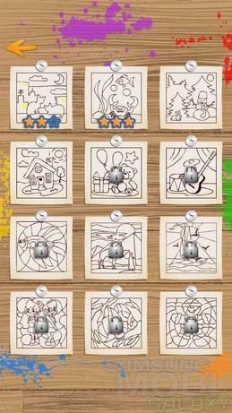 Математика - Детская раскраска для Android