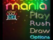 Neon Mania – неоновое рисование для Android