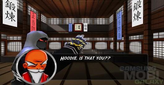 Ninja Hoodie - ниндзя против пришельцев для Android