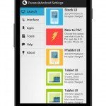Android 4.1.2 (ParanoidAndroid 2.53) для Samsung Galaxy Note N7000