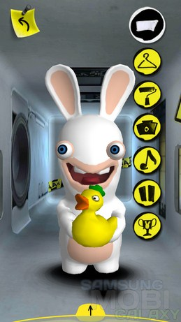 Rabbids Go Phone Again HD для Android