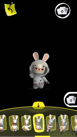 Rabbids Go Phone Again HD для Samsung Galaxy