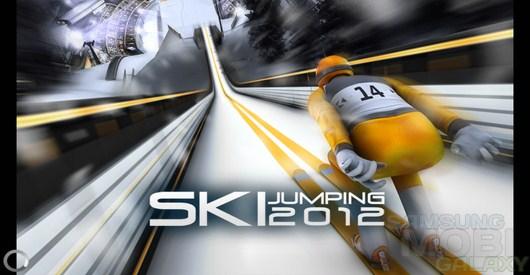 Ski Jumping 2012 – прыжок к славе для Android