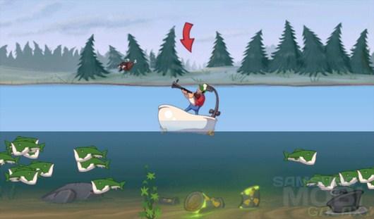 Super Dynamite Fishing – браконьерские забавы для Android