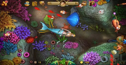 Wow Fish – рыбные сети для Android