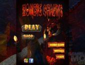 Zombie Chasing – побег из логова зомби для Android
