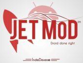 Мод прошивки JetMOD 3.1.0 HD для Galaxy Advance