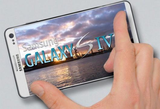 Новости о Samsung Galaxy S4