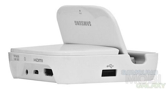 Док-станция Smart Dock специально для Samsung Galaxy Note 2