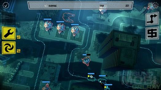 3D стратегия Anomaly Korea для Android