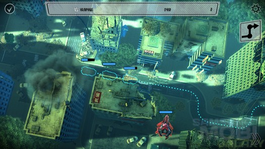 Игра Anomaly Korea для Android