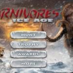 Игра Carnivores: Ice Age для Android