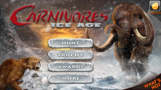 Игра Carnivores: Ice Age для Android