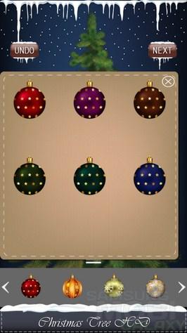 Christmas Tree HD - елочка в Samsung Galaxy