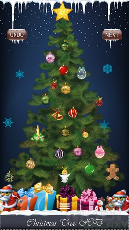 Christmas Tree HD - елочка для Android
