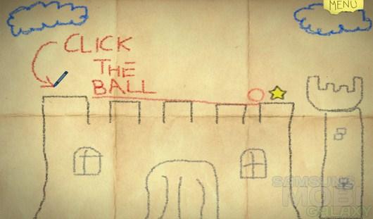 Crayon Physics Deluxe – логическая дорисовка для Android