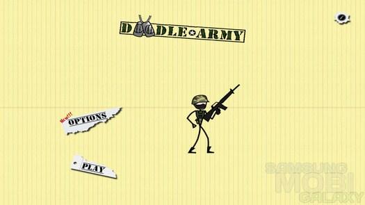 Игра Doodle Army для Android (apk)