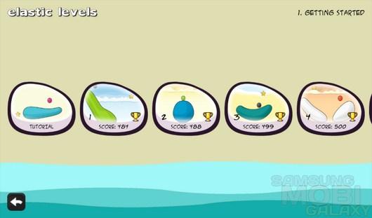 Elastic World – эластичная головоломка для Android