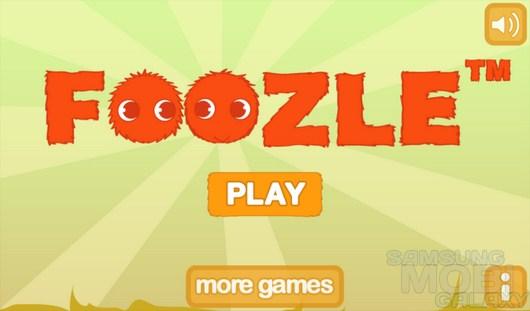 Foozle – пушистые кубики для Android
