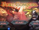 Fort Conquer – противостояние крепостей для Android
