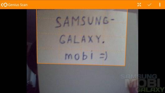 Genius Scan – сканируйте с помощью камеры для Android