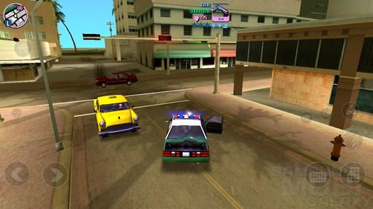 Обзор игры Grand Theft Auto: Vice City для Android
