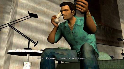 Игра Grand Theft Auto: Vice City для Android, скриншоты