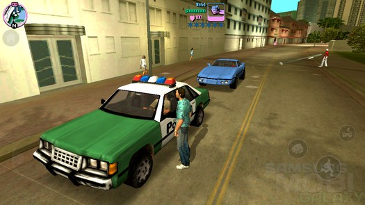 Обзор игры Grand Theft Auto: Vice City для Android