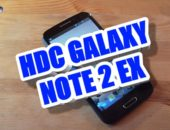 Подделка HDC Galaxy Note 2 EX MT6577 Android