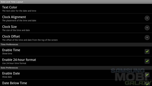 LockMenu – функциональный экран блокировки для Android