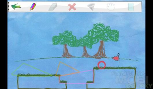 Magic Pen – логическая рисовалка для Android