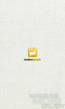 Motiongraph – создание живых картинок для Android