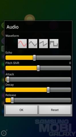NodeBeat - музыка в Samsung Galaxy S3 Note 2 Ace 2 Tab