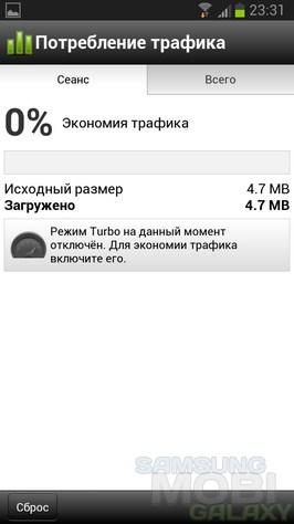 Opera Mobile 12.10 для Samsung Galaxy S3 Ace 2 Note 2 Tab 2 Gio