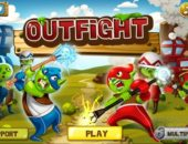 OutFight – захват башен для Android