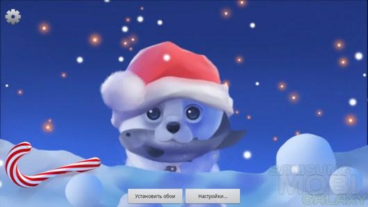 Polar Chub – милый полярный мишка для Android